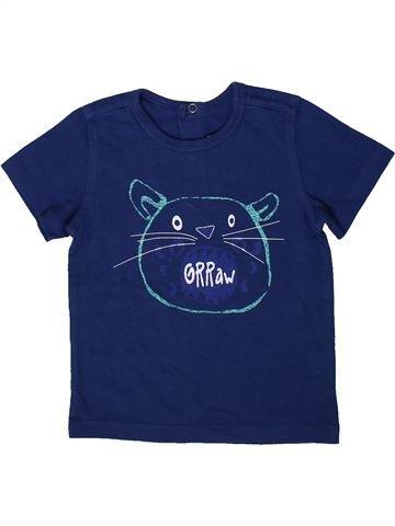 Camiseta de manga corta niño CATIMINI azul 2 años verano #1351241_1