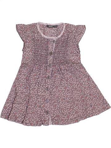 Robe fille MEXX violet 3 ans été #1351463_1