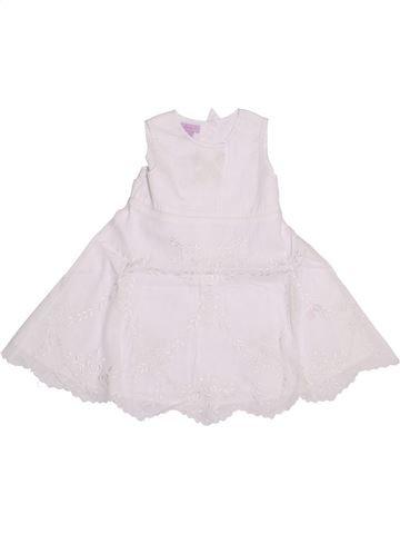 Robe fille MONSOON blanc 18 mois été #1351499_1