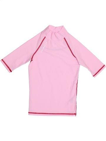 Sportswear fille TRIBORD rose 6 ans été #1351941_1