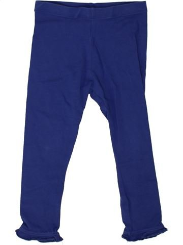 Legging fille MINI CLUB bleu 3 ans été #1352424_1