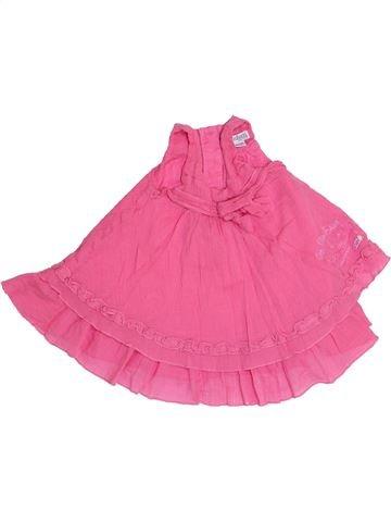 Robe fille CONFETTI rose 6 mois été #1352604_1