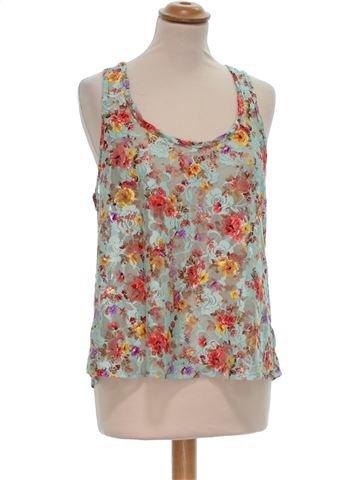 Camiseta sin mangas mujer SELECT 38 (M - T1) verano #1352630_1