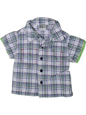 Camisa de manga corta niño LADYBIRD gris 3 meses verano #1353377_1
