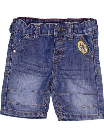 Short - Bermuda garçon CREEKS bleu 18 mois été #1353428_1