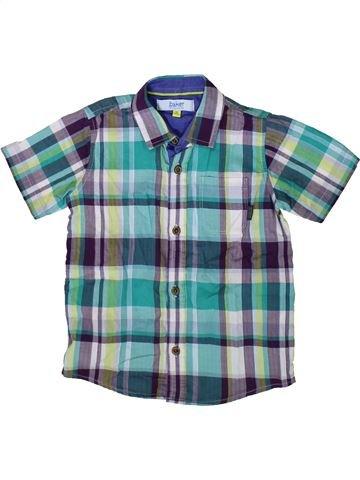 Chemise manches courtes garçon TED BAKER bleu 4 ans été #1353515_1