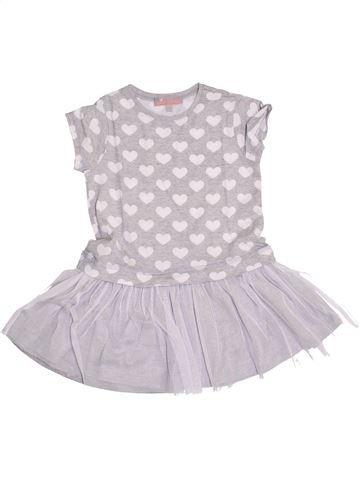 Robe fille LISA ROSE blanc 3 ans été #1353937_1