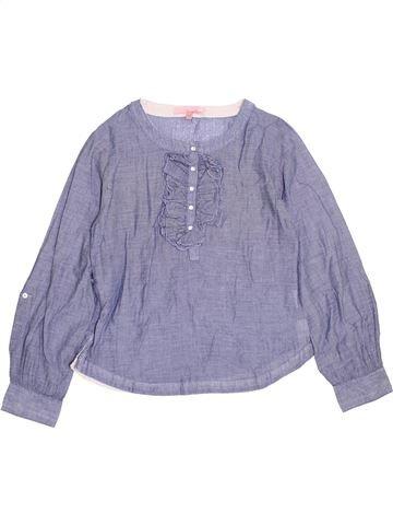 Blusa de manga larga niña LISA ROSE gris 10 años invierno #1354452_1