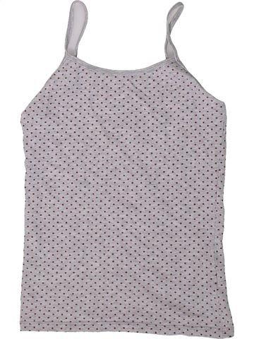T-shirt sans manches fille TCHIBO gris 8 ans été #1354455_1