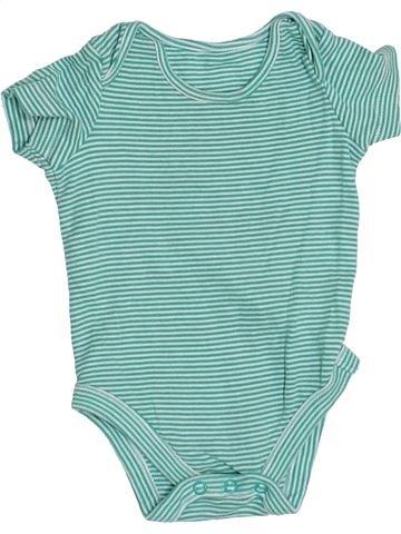 Camiseta de manga corta niño JOHN LEWIS azul 6 meses verano #1355018_1