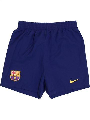 Pantalon corto deportivos niño NIKE azul 3 años verano #1355208_1