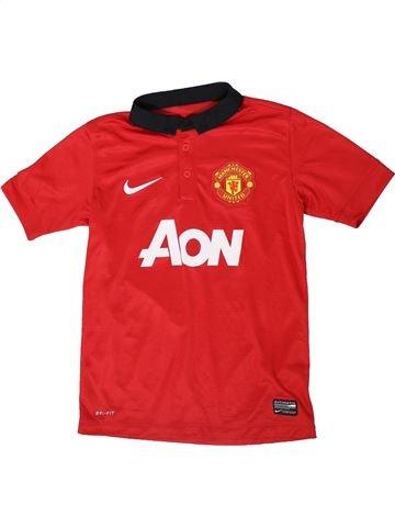 Camiseta deportivas niño NIKE rojo 10 años verano #1355865_1