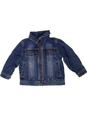 Veste garçon MAYORAL bleu 2 ans été #1356596_1