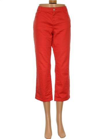 Pantalón mujer MONSOON 40 (M - T2) verano #1357211_1