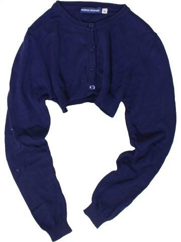 Boléro fille ORIGINAL MARINES bleu 10 ans hiver #1357735_1