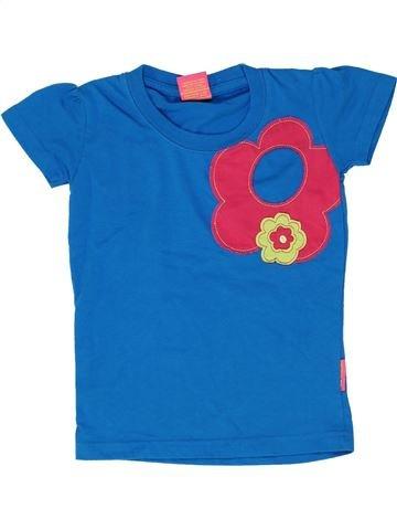 T-shirt manches courtes fille TRESPASS bleu 6 ans été #1357878_1