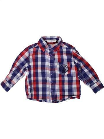 Camisa de manga larga niño JASPER CONRAN violeta 2 años invierno #1358352_1