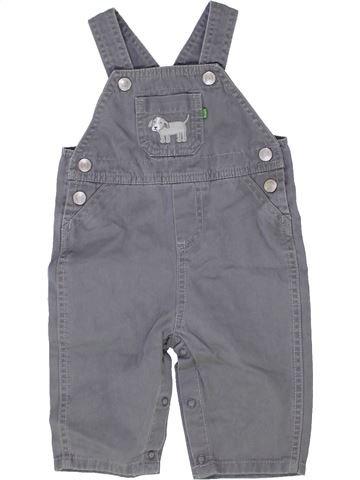 Mono niño CARTER'S gris 6 meses invierno #1358619_1