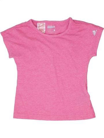Camiseta de manga corta niña ADIDAS rosa 8 años verano #1358753_1