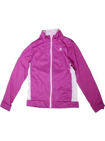 Sportswear fille DOMYOS violet 12 ans été #1358815_1