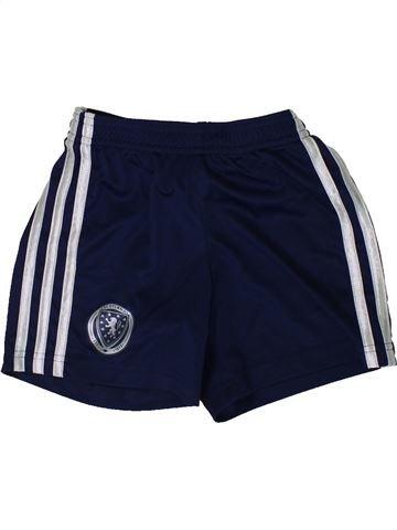 Pantalon corto deportivos niño ADIDAS negro 4 años verano #1359311_1