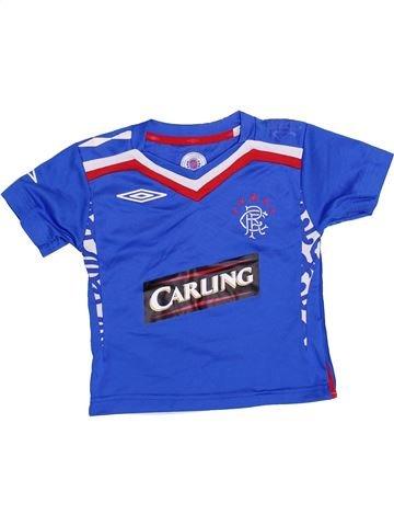 Camiseta deportivas niño UMBRO azul 2 años verano #1359612_1
