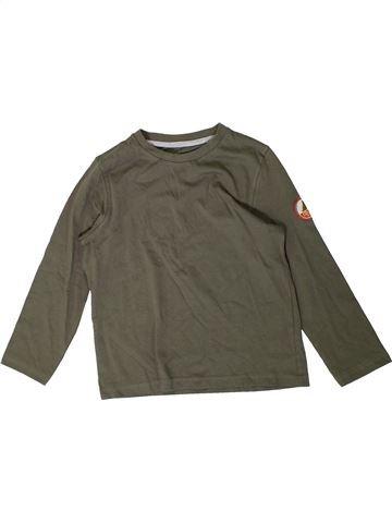 Camiseta de manga larga niño MOTHERCARE gris 7 años invierno #1359702_1