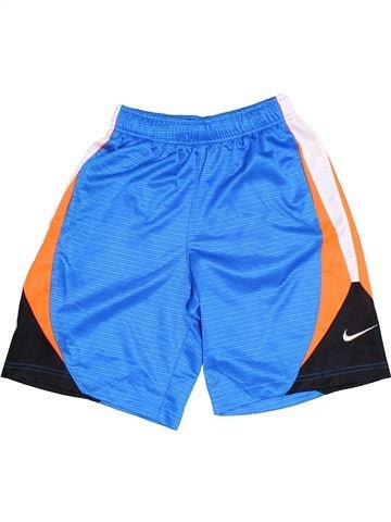 Pantalon corto deportivos niño NIKE azul 9 años verano #1359793_1