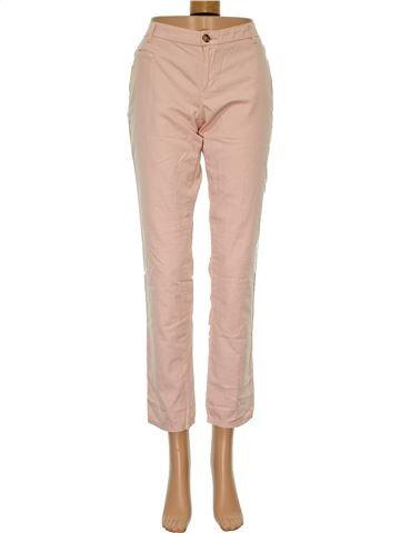Pantalón mujer MANGO 36 (S - T1) verano #1360048_1