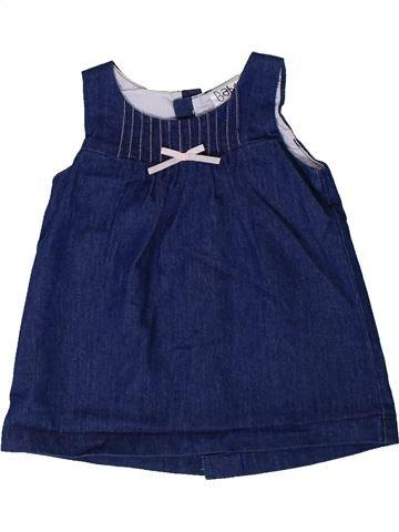 Robe fille PEACOCK'S bleu 3 mois été #1360090_1