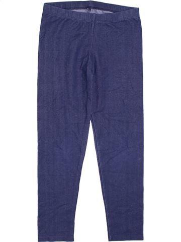 Legging niña GEORGE azul 10 años invierno #1360548_1
