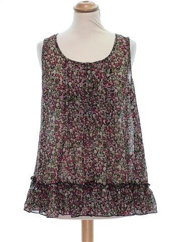 Camiseta sin mangas mujer INTERNAÇIONALE 40 (M - T2) verano #1360607_1
