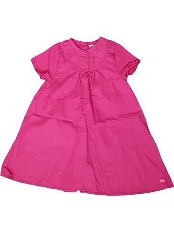Robe fille NANO & NANETTE rose 2 ans été #1361100_1