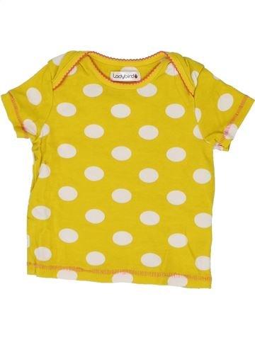 Camiseta de manga corta niña LADYBIRD blanco 12 meses verano #1361370_1