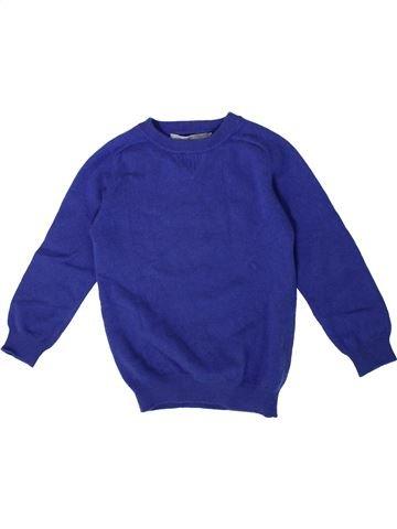 jersey niña MONOPRIX azul 5 años invierno #1362139_1