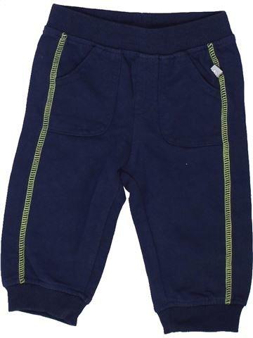 Pantalon garçon LIEGELIND bleu 6 mois hiver #1362172_1