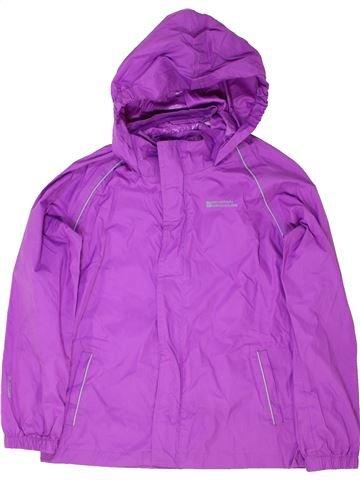 Parka - Trench fille MOUNTAIN WAREHOUSE violet 10 ans été #1362189_1