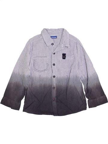 Camisa de manga larga niño CHEROKEE gris 5 años invierno #1362515_1