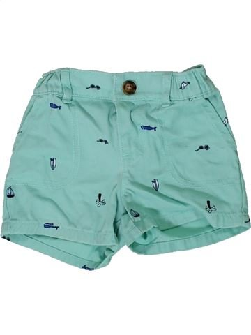 Short-Bermudas niña CARTER'S azul 9 meses verano #1362644_1