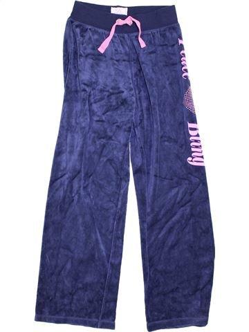 Pantalon fille SANS MARQUE bleu 12 ans hiver #1362684_1