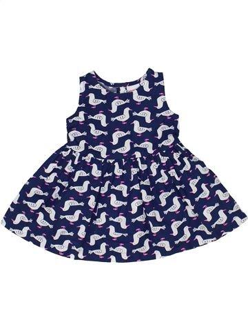 Robe fille BLUEZOO bleu 3 mois été #1363012_1