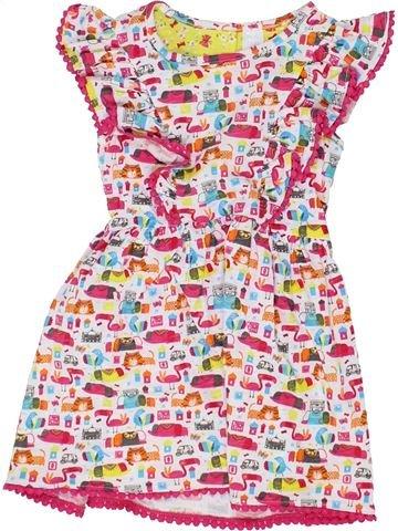 Vestido niña MINI CLUB violeta 2 años verano #1363027_1