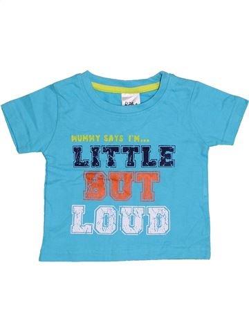Camiseta de manga corta niño BABY azul 12 meses verano #1363031_1