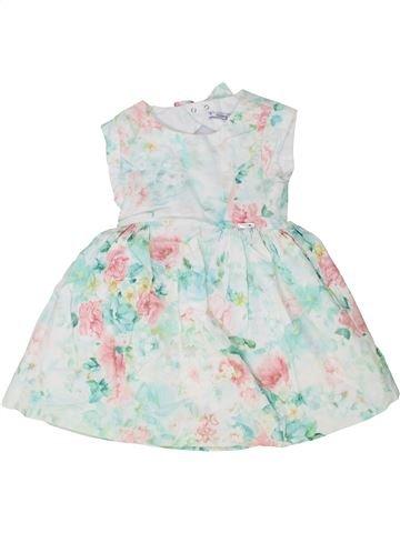 Vestido niña MAYORAL blanco 5 años verano #1363182_1