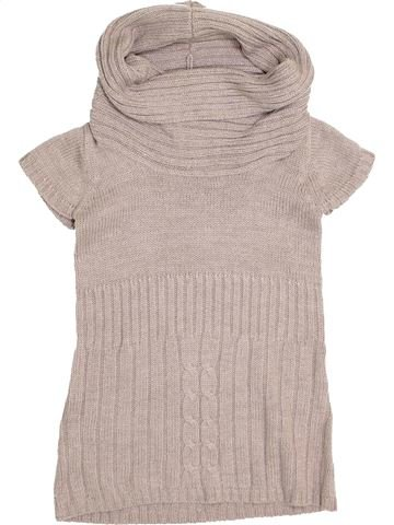 Robe fille C&A beige 10 ans hiver #1363215_1