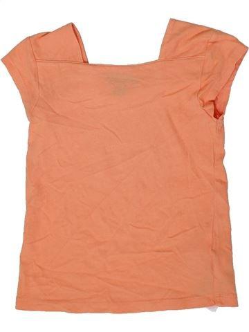 Camiseta de manga corta niña GAP naranja 5 años verano #1363465_1