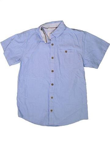 Camisa de manga corta niño JASPER CONRAN violeta 14 años verano #1363872_1