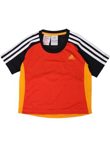 Camiseta deportivas niño ADIDAS negro 5 años verano #1363981_1