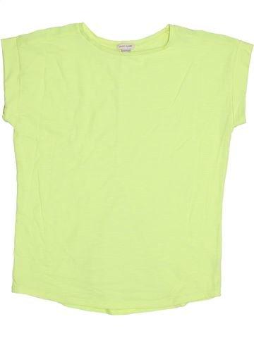 T-shirt manches courtes fille RIVER ISLAND vert 10 ans été #1364309_1