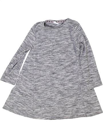 Robe fille F&F gris 3 ans hiver #1364538_1